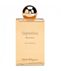 Salvatore Ferragamo Signorina Misteriosa Shower Gel - Duschgel 200 ml