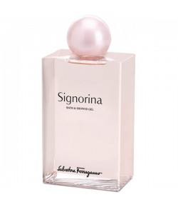 Salvatore Ferragamo Signorina Shower Gel - Duschgel 200 ml