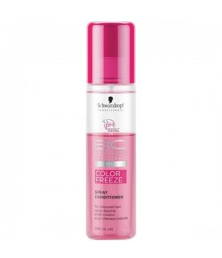Schwarzkopf BC Bonacure Color Freeze Spray Conditioner 200 ml