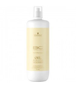 Schwarzkopf BC Bonacure Oil Miracle Marulaöl Light Shampoo 1000 ml
