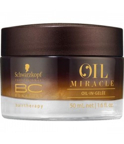 Schwarzkopf BC Bonacure Oil Miracle Oil in Gelée 50 ml