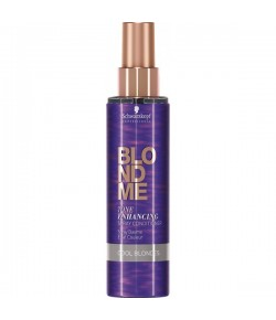 Schwarzkopf BlondMe Tone Enhancing Spray Conditioner Cool Blondes 150 ml