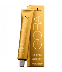 Schwarzkopf Igora Royal Absolutes 8-50 Hellblond Gold Natur 60 ml