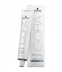 Schwarzkopf Igora Royal Absolutes Silverwhite Schiefer Grau 60 ml