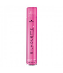 Schwarzkopf Silhouette Color Brillance Super Hold Haarspray 500 ml