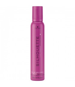 Schwarzkopf Silhouette Color Brillance Super Hold Mousse 200 ml