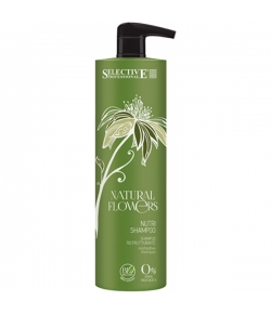 Selective Professional Natural Flowers Nutri Shampoo 1000 ml
