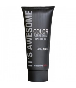 Sexyhair Awesomecolors Color Refreshing Conditioner Black 200 ml