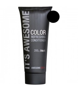 Sexyhair Awesomecolors Color Refreshing Conditioner Black