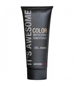 Sexyhair Awesomecolors Color Refreshing Conditioner Blonde 200 ml