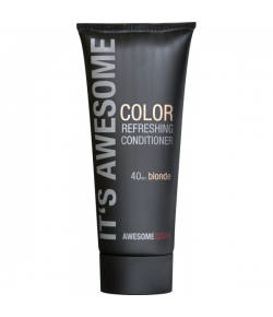 Sexyhair Awesomecolors Color Refreshing Conditioner Blonde 40 ml
