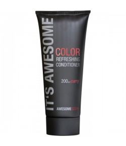 Sexyhair Awesomecolors Color Refreshing Conditioner Curry 200 ml