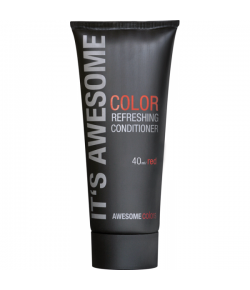 Sexyhair Awesomecolors Color Refreshing Conditioner Red 40 ml