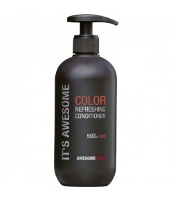 Sexyhair Awesomecolors Color Refreshing Conditioner Red 500 ml