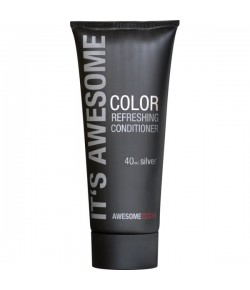 Sexyhair Awesomecolors Color Refreshing Conditioner Silver 40 ml