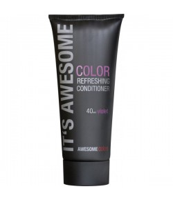 Sexyhair Awesomecolors Color Refreshing Conditioner Violet 40 ml