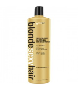 Sexyhair Blonde Bombshell Blonde Shampoo 1000 ml