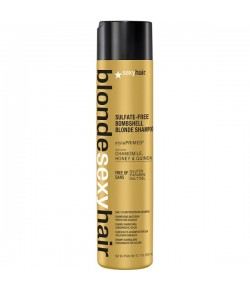 Sexyhair Blonde Bombshell Blonde Shampoo 300 ml