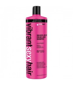 Sexyhair Vibrant Sulfate-Free Color Lock Shampoo 1000 ml