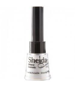 Sheida Diamond Dust Loose Eye Shadow Matt White 3,5 g