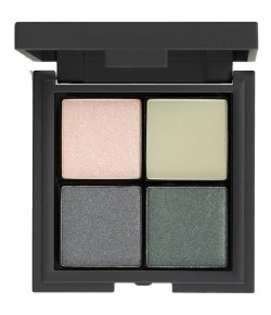 Stagecolor Satin Feeling - Eyeshadow Quartet Green Forest 7,2 g