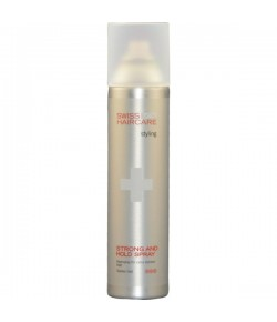 Swiss Haircare Styling Aerosolspray Strong And Hold 300 ml