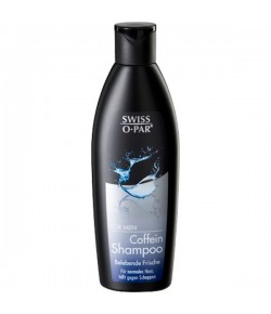 Swiss o Par Coffein Shampoo for Men 250 ml