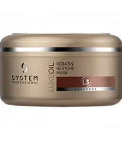 System Professional EnergyCode L3 LuxeOil Keratin Restore Mask