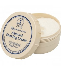 Taylor of Old Bond Street Almond Shaving Cream 150 g
