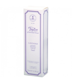 Taylor of Old Bond Street Lavender Shaving Cream 75 ml