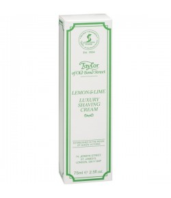 Taylor of Old Bond Street Lemon & Lime Shaving Cream 75 ml