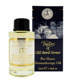 Taylor of Old Bond Street Pre Shave Aromatherapy Oil 30 ml