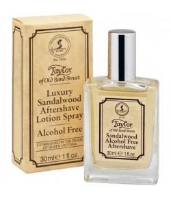 Taylor of Old Bond Street Sandalwood Luxury Aftershave Splasher 30 ml