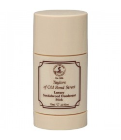 Taylor of Old Bond Street Sandalwood Luxury Deodorant Stick 75 g