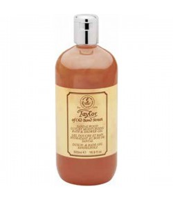 Taylor of Old Bond Street Sandalwood Luxury Moisturising Bath & Shower Gel