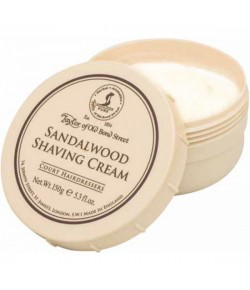 Taylor of Old Bond Street Sandalwood Luxury Shaving Cream