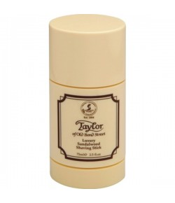 Taylor of Old Bond Street Sandalwood Luxury Shaving Stick 75 ml