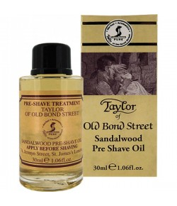 Taylor of Old Bond Street Sandalwood Pre Shave Oil 30 ml