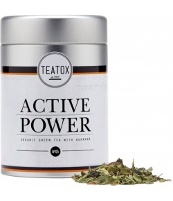Teatox Active Power Grüner Tee mit Guarana 70 g