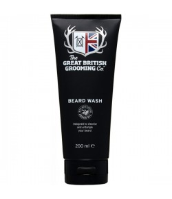 The Great British Grooming Co. Bart Waschgel 200 ml