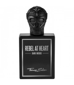 Thomas Sabo Rebel at Heart Dark Woods Eau de Toilette (EdT) 50 ml