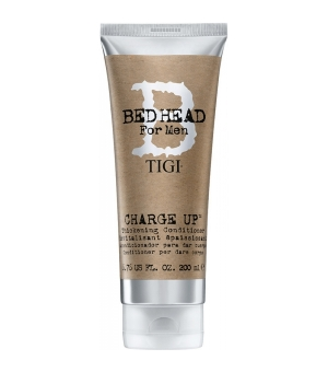 Tigi Bed Head B For Men Charge Up Thickening Conditioner 200 ml