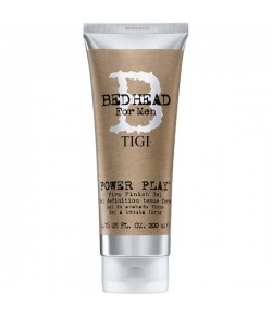 Tigi Bed Head B For Men Power Play Firm Finishing Gel 200 ml