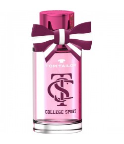 Tom Tailor College Sport Woman Eau de Toilette (EdT) 50 ml