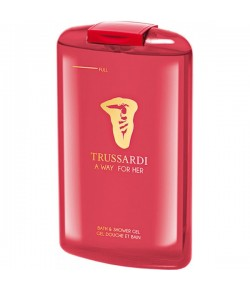 Trussardi A Way For Her Shower Gel - Duschgel 200 ml