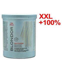Wella Blondor Multi Blonde Powder Blondierpulver 800 g