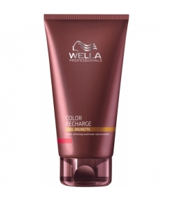 Wella Care³ Color Recharge Conditioner Kühle Brauntöne 200 ml