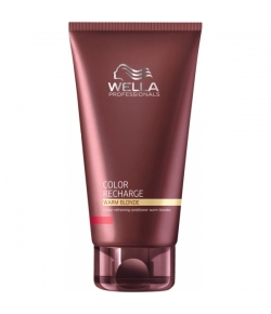 Wella Care³ Color Recharge Conditioner Warme Blondtöne 200 ml