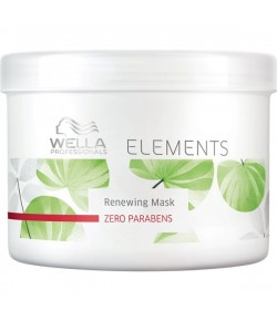 Wella Care³ Elements Renewing Mask 500 ml