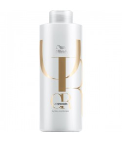 Wella Care³ Oil Reflections Shampoo für strahlenden Glanz 1000 ml